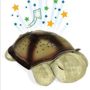 CloudB twilight turtle Nightlight star projector
